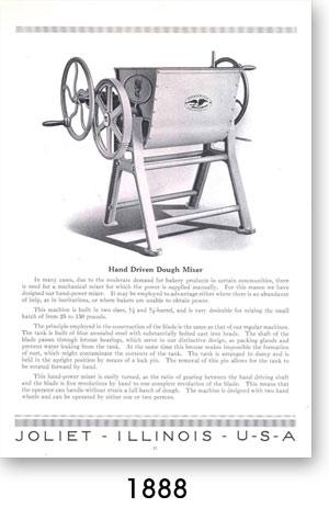 1888 Mixer