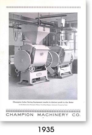 1935 mixer